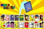 لعبة مربع الشخصيات الممتعة