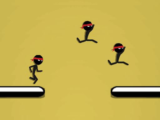 لعبة الرجل العصا يقاتل