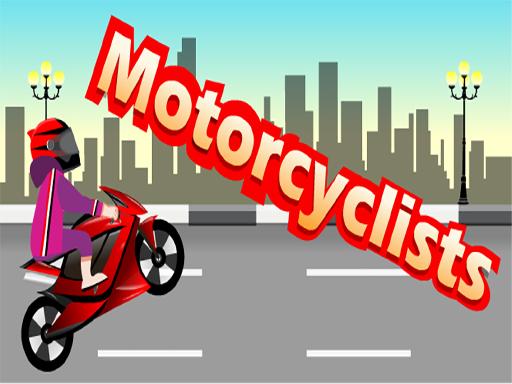 العاب الدراجات النارية الخطيرة