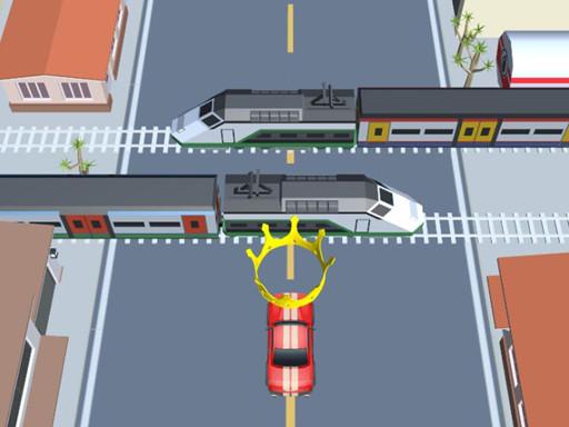 العاب القطار والسيارات