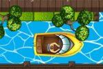 العاب سباق القوارب السريعة