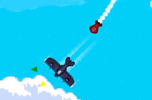 العاب طائرة الهروب