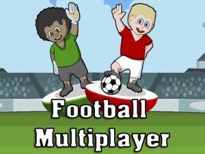العاب كرة قدم متعددة اللاعبين