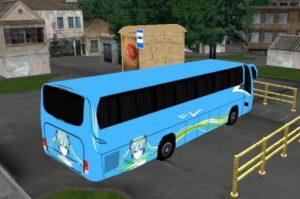 العاب مدرب الحافلة الكبيرة