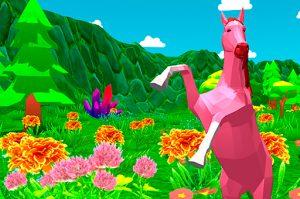 العاب مسابقات خيول