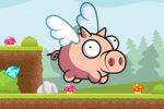 العاب مغامرات الخنزير الصغير