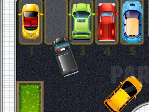 العاب وقوف السيارات
