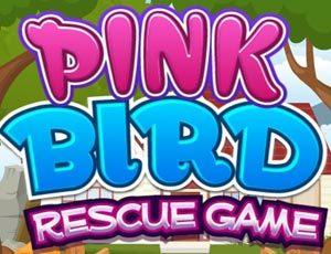 لعبة إنقاذ الطيور الوردية