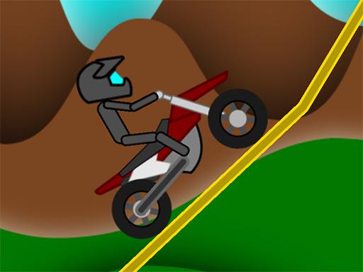 لعبة الدراجات الترابية