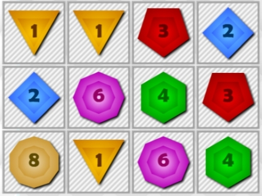 لعبة الشكل 17