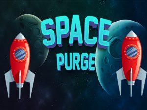 لعبة تطهير الفضاء من الزومبي