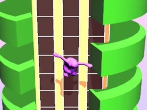 لعبة القفز على البرج