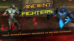 لعبة المقاتلين القدماء