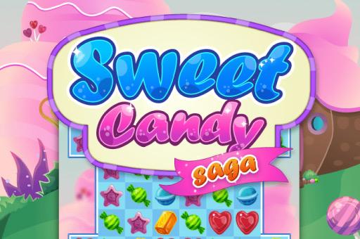 لعبة بازل الحلوى