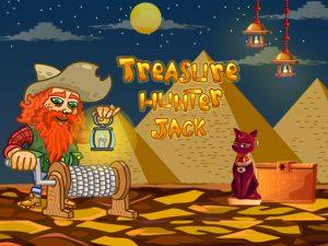 لعبة جاك يبحث عن الكنز
