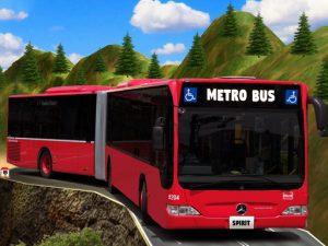 لعبة حافلة المترو