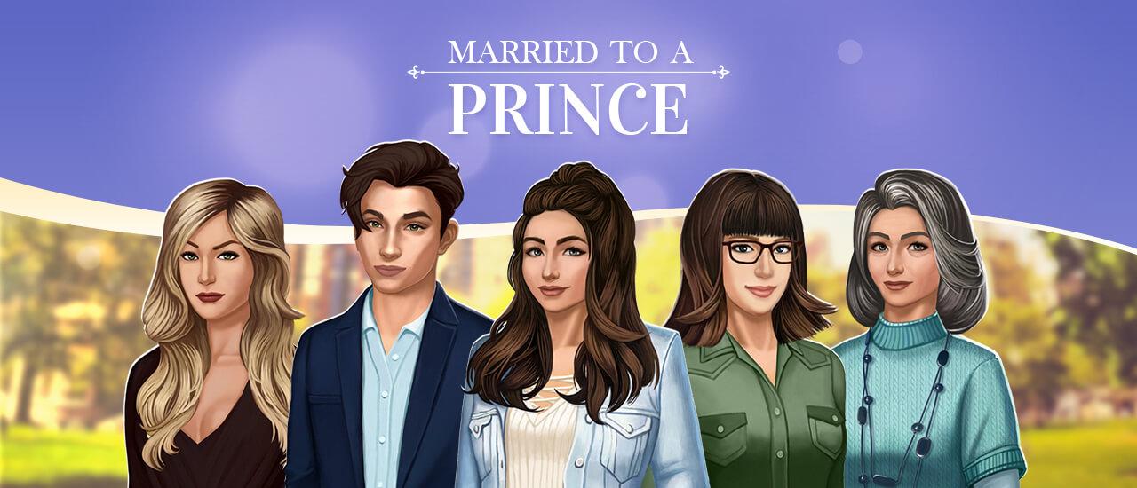 لعبة زفاف الأمير الساحر