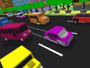 لعبة سباق الطرق السريعة