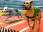 لعبة سباق الكلاب البوليسية