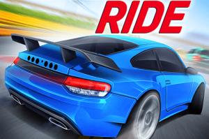لعبة سباق سيارات الإنجراف