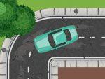 لعبة سباق سيارات الطريق