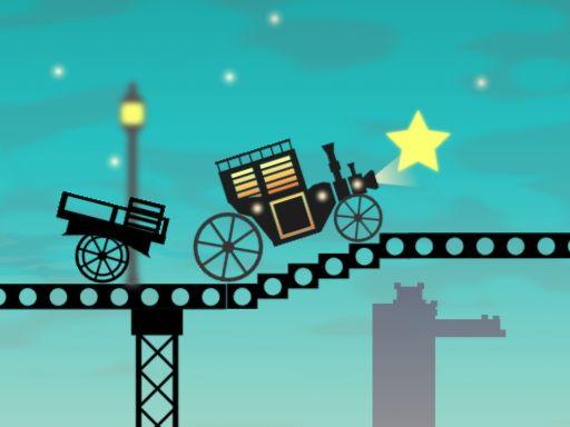 لعبة شاحنة البخار