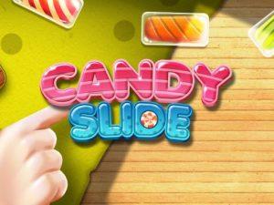 لعبة شرائح الحلوى