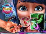 لعبة طبيب الأسنان للأطفال