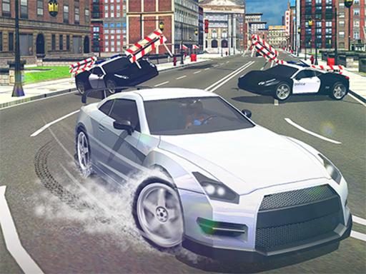 لعبة عصابات المدينة