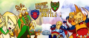 لعبة قتال المنافسين الاقوياء