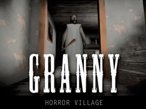لعبة قرية الرعب