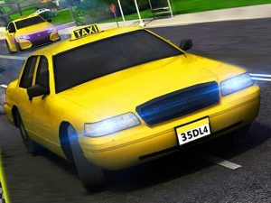 لعبة قيادة تاكسى 2019