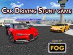 لعبة قيادة سيارة واقعية