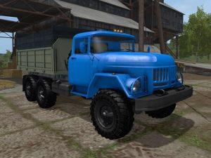 لعبة لغز الشاحنات الروسية