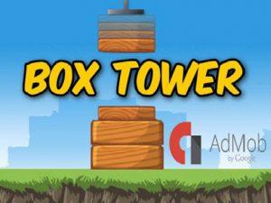 لعبة مربع البرج