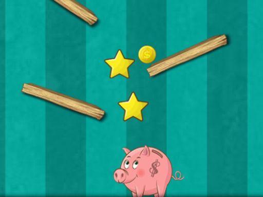 لعبة مغامرة بنك الخنزير