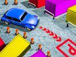 لعبة موقف السيارات الكلاسيكية