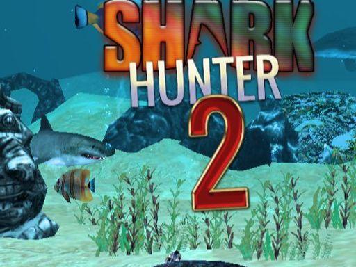 لعبة هجوم القرش الجائع