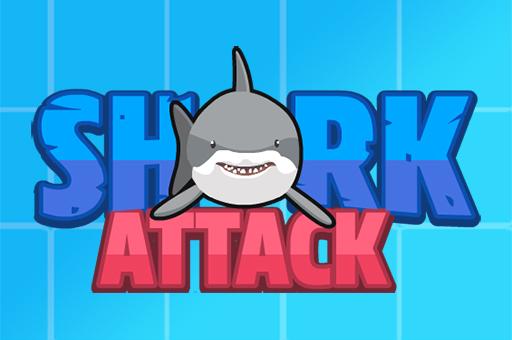 لعبة هجوم سمكة القرش