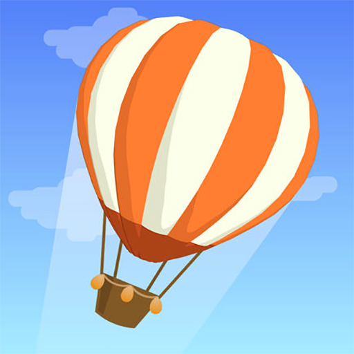 لعبة رحلة البالون