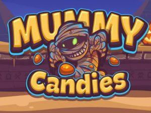 لعبة حلوى المومياء