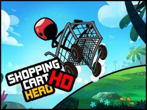 لعبة بطل عربة التسوق