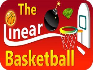 لعبة كرة السلة الخطيرة