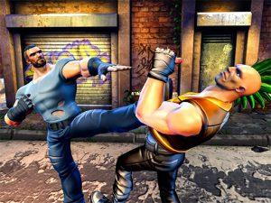 لعبة حرب الشوارع