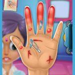 لعبة طبيب اليد