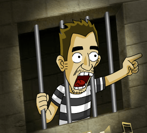 لعبة الكشن الهروب من السجن