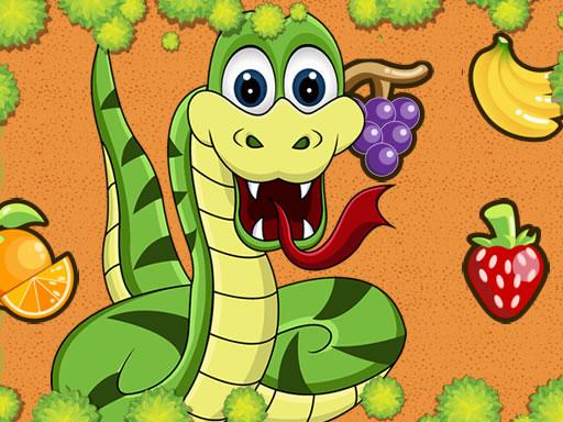 لعبة الثعبان اكل الفاكهة